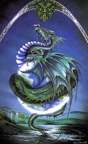 Earth Dragon: Dragon Pics