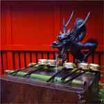 Dragon at Hakone Shrine
