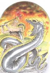 Jormungand, Ragnarok