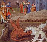 Merlin Dragons