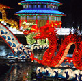 Dragons from lantern festival