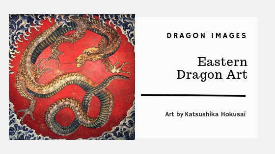 Eastern Dragon Art