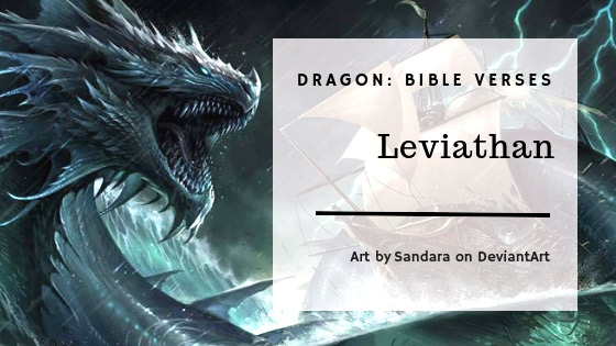 Leviathan, Dragon Bible Verses