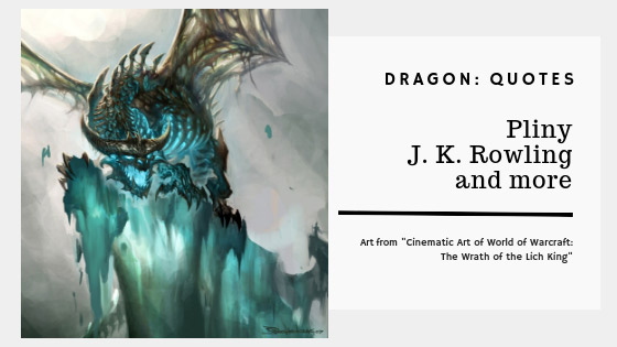 Dragon Quotes - Writers