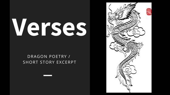 Space Dragons – Poems