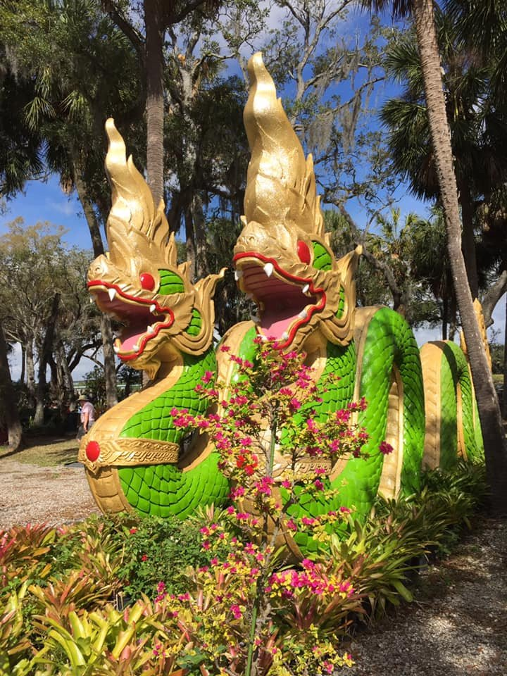 tampa dragon temple
