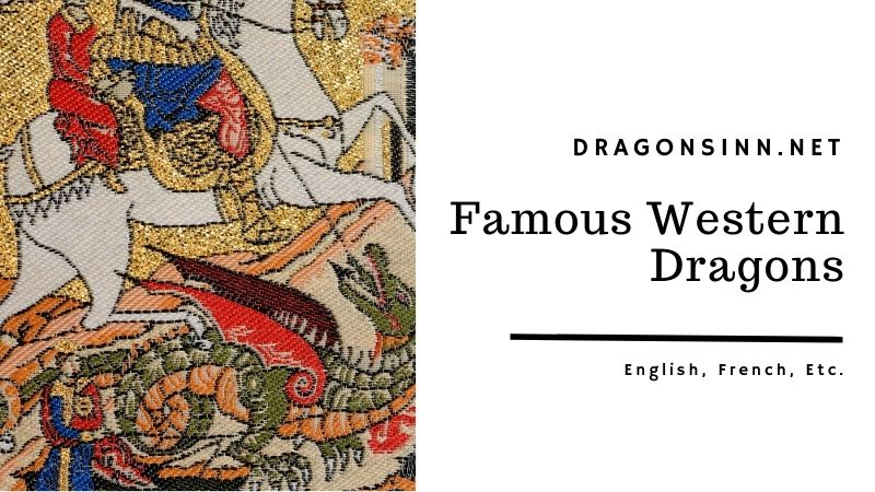 famous western dragons
