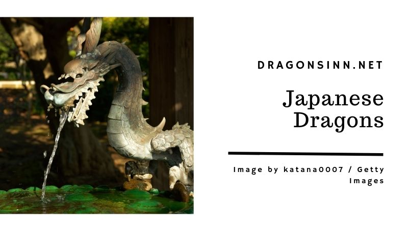 japanese dragons