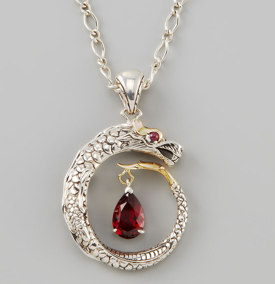 bali dragon jewelry
