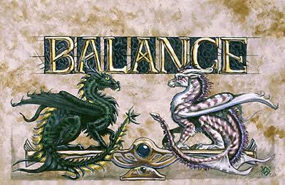 dragon balance