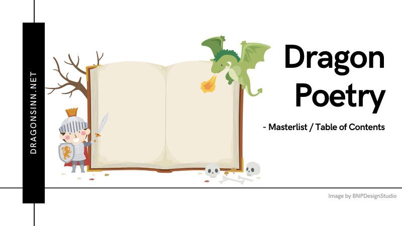 dragon poetry