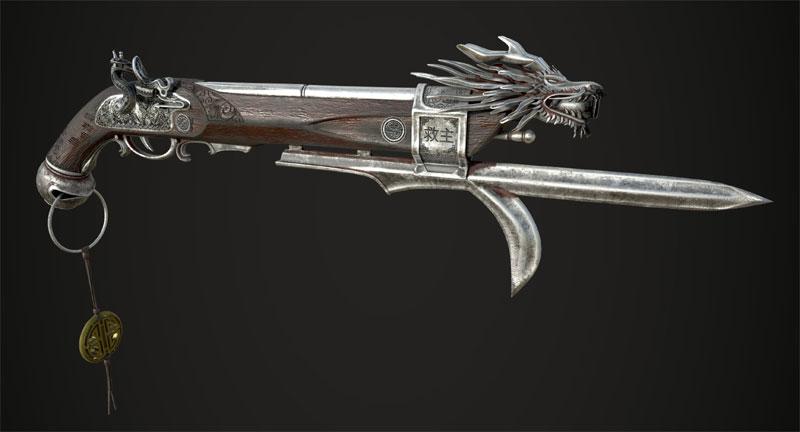 dragon_flintlock_pistol
