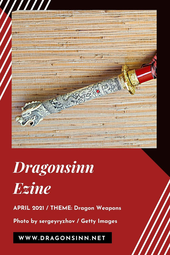 pin dragon weapons