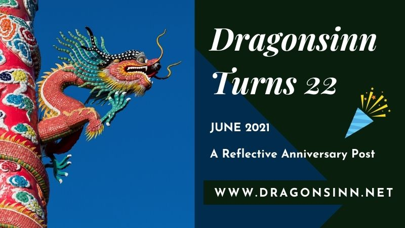 Website Anniversary: Dragonsinn.net Turns 22!